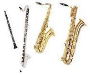Clés (sax & Clarinettes & Flûtes...)